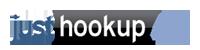 JustHookup.com logo