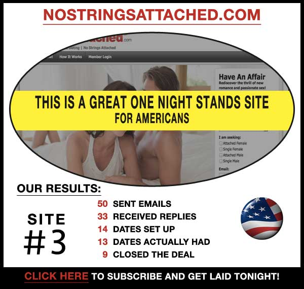 Homepage of NoStringsAttached.com