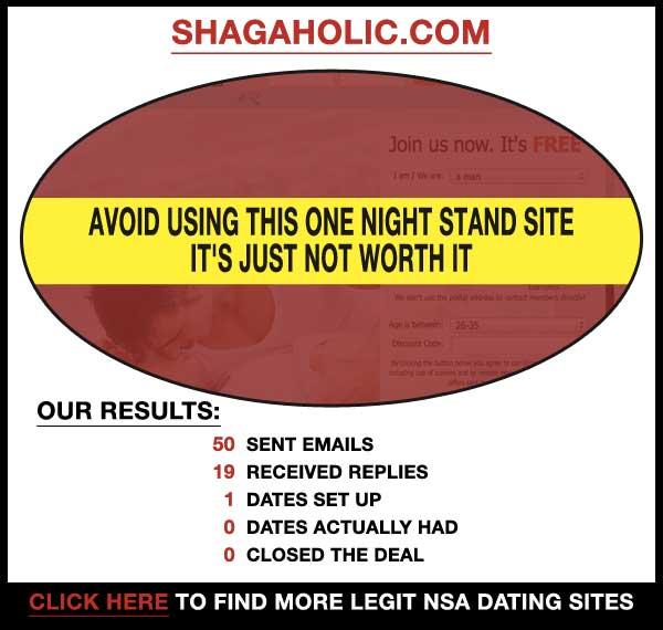 Homepage of ShagAholic.com